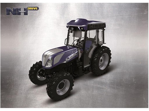 New Holland T4.110F Vineyard Tractor