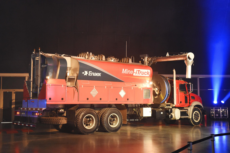 Mine i-Truck