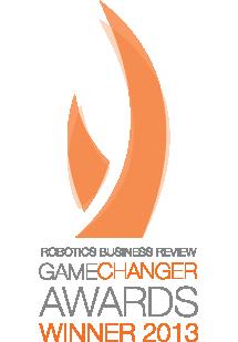Robotics Business Review Game Changer Award Logo
