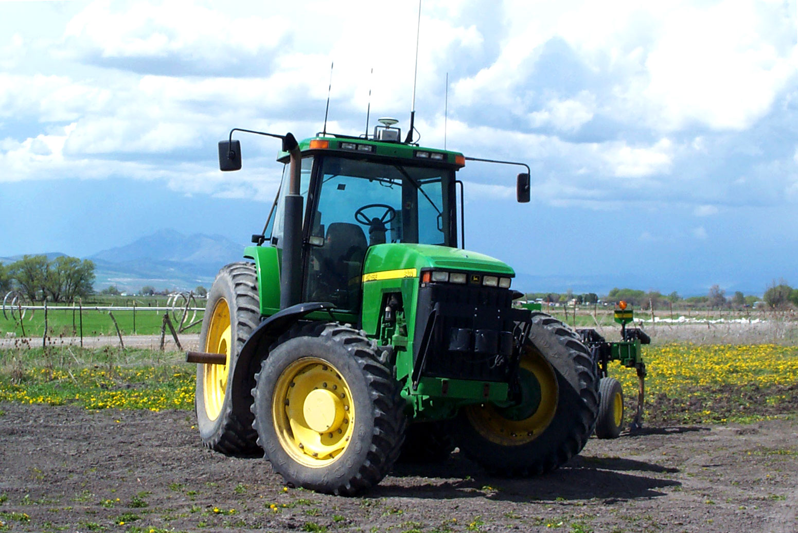 ASI started with John Deere in 2000